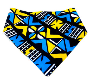 Dog Bandana:  Gold Coast