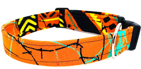 Dog Collar:  Mango