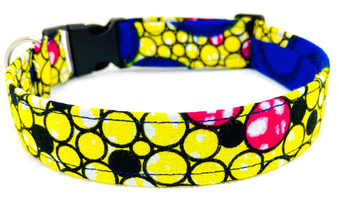 Dog Collar:  Sunburst