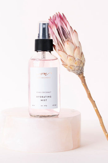 Pink Coconut Hydrating Mist