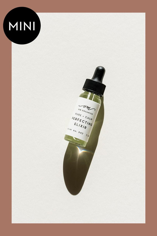 Pure + Calm Infusion Perfecting Face Elixir