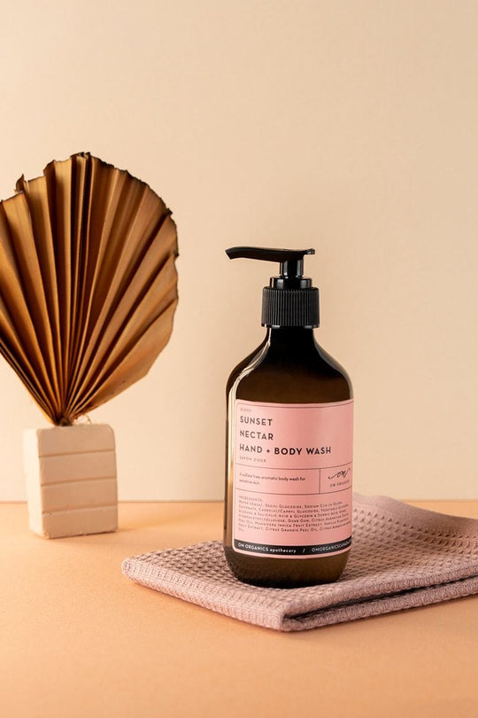 Sunset Nectar Hand + Body Wash