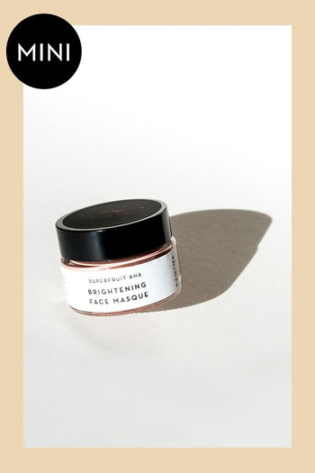 Mini Superfruit AHA Brightening Masque