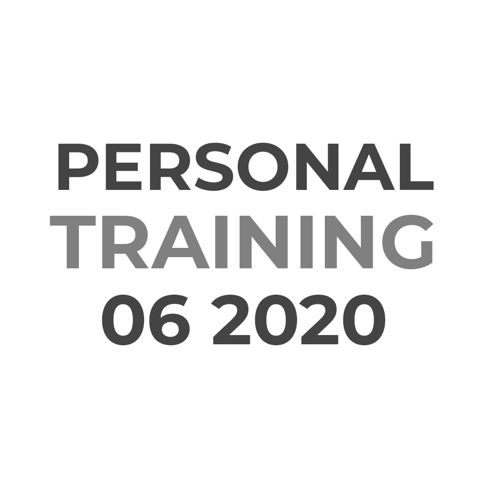 Personal Pastry Training | JUNE