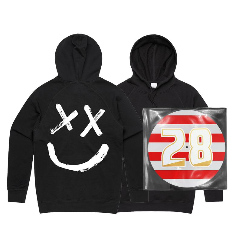 Smiley Hoodie Pick 'N' Mix