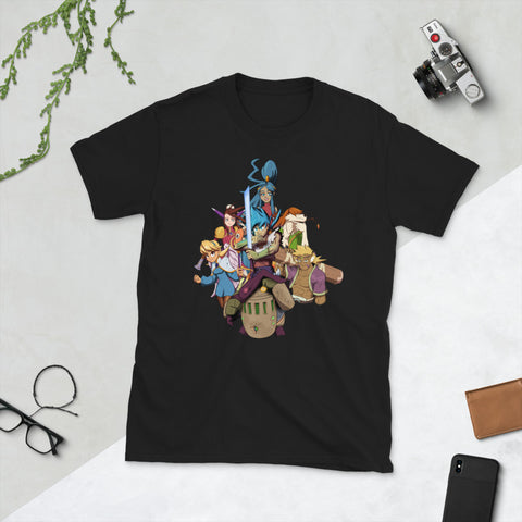 Breath of Fire 4 character Unisex T-Shirt