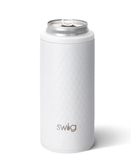 Golf 12oz Skinny Can Cooler