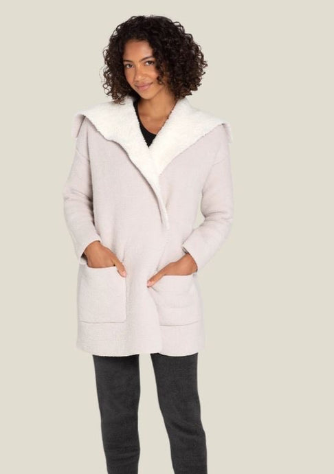 Barefoot Dreams Car Coat