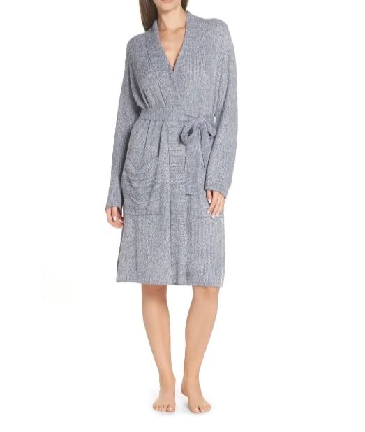 Barefoot Dreams Ribbed Robe - BEST SELLER