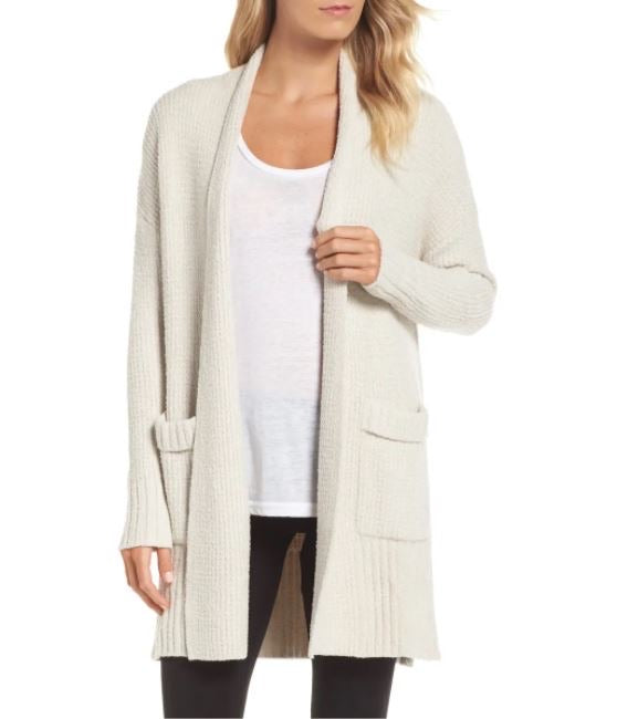 Barefoot Dreams Weekend Cardigan -BEST SELLER