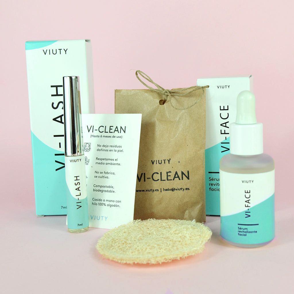 Ultimate Vegan Facial Pack | Viuty