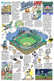 Coors Field 20th Anniversary Poster  24x36