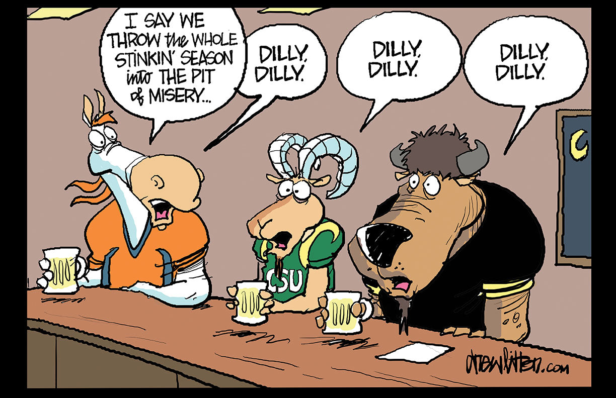 Pit of Misery - Dilly, Dilly