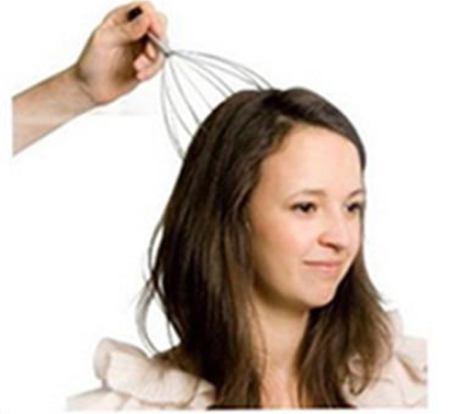 Enhanced™ Head Massager