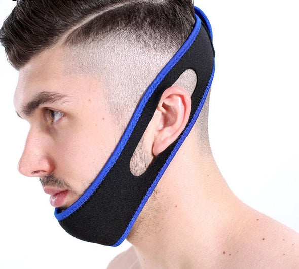 Anti-Snoring Chin Support