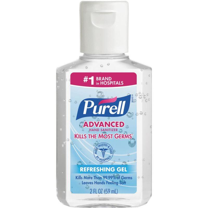 2oz PURELL® gel hand sanitizer - FREE SHIPPING - pack of 6 - Brooklyn Equipment