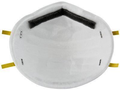 Face Mask - 3M N95 Model 8110S NIOSH - 160 Masks - $3.4 Each