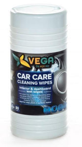 Specialized Wipes - Car Care Cleaning Wipes - Interior And Dashboard Wet Wipes - 1 Canister Of 80 Wipes