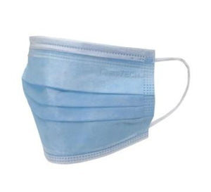 Face Mask - US MADE DEMEMASK ASTM Level 3 Surgical Mask - 98% Filtration - Disposable - DemeTECH - Pack Of 50