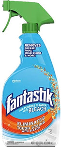 Fantastik All Purpose Cleaner with Bleach - Brooklyn Equipment