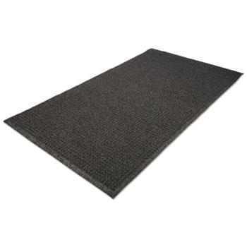Matting - Guardian EcoGuard Indoor/Outdoor Wiper Mat - Rubber - 24 X 36 - Charcoal