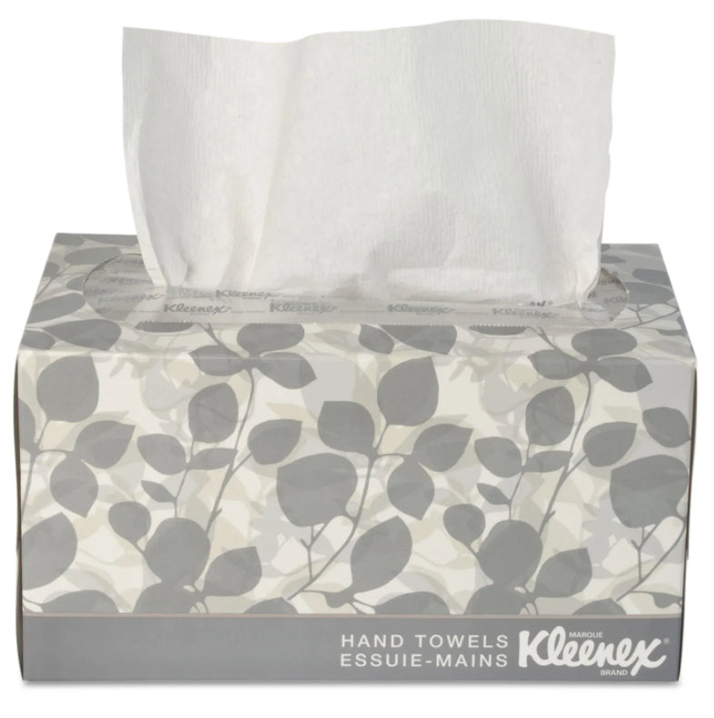 Cleaning Tools - Kleenex® Hand Towels - POP-UP Box -  Box Of 120