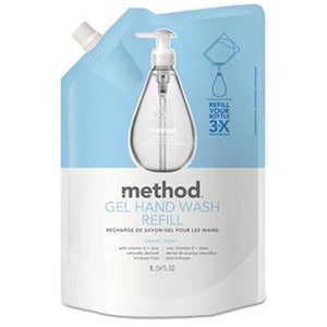 Method® Gel Hand Wash Refill - Sweet Water - 34 Oz Pouch