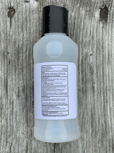 4oz - hand sanitizer 80% Alcohol - no residue - free shipping for 5+ bottles - Brooklyn Equipment