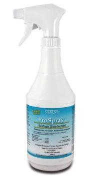 Disinfectant - ProSpray - CDC N List Of Products Recommended Again Covid 19 - Virucide - Bactericide