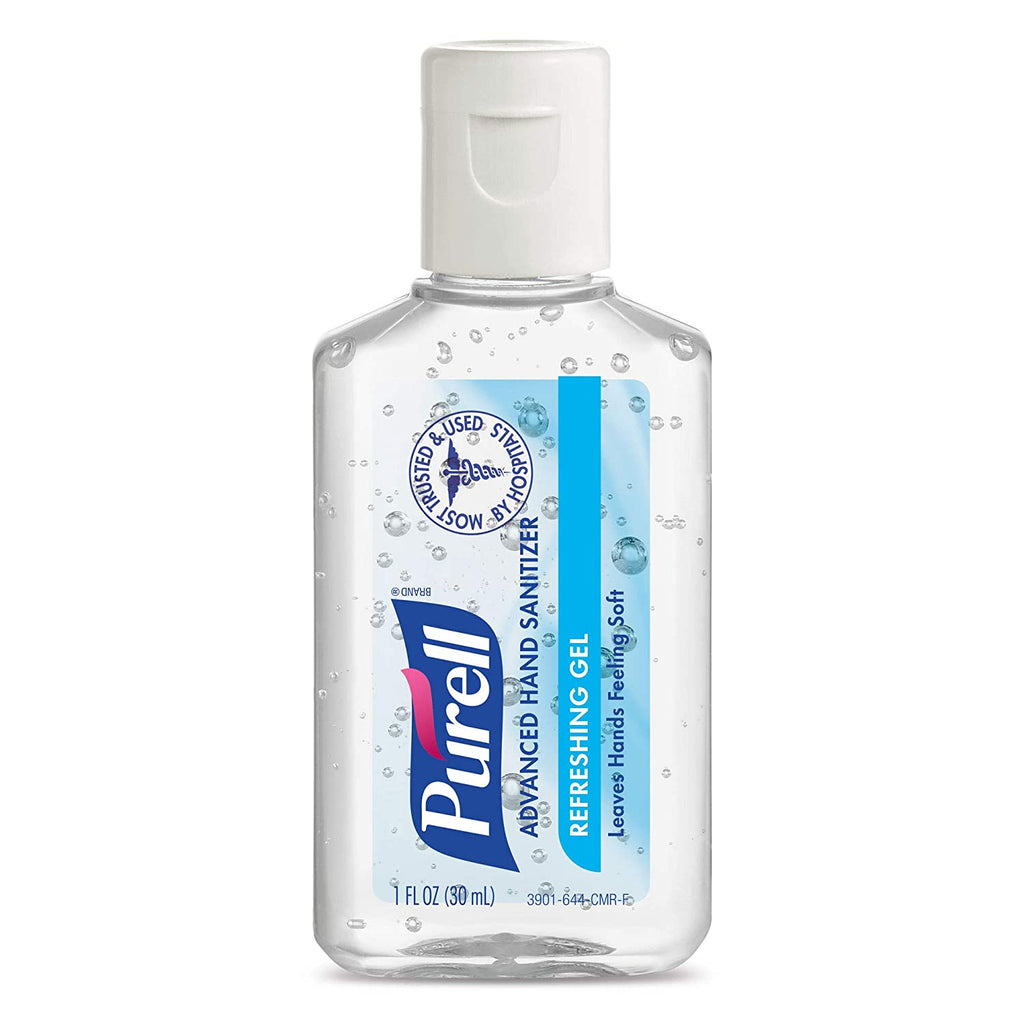1oz PURELL® gel hand sanitizer - $1.0 each - Brooklyn Equipment