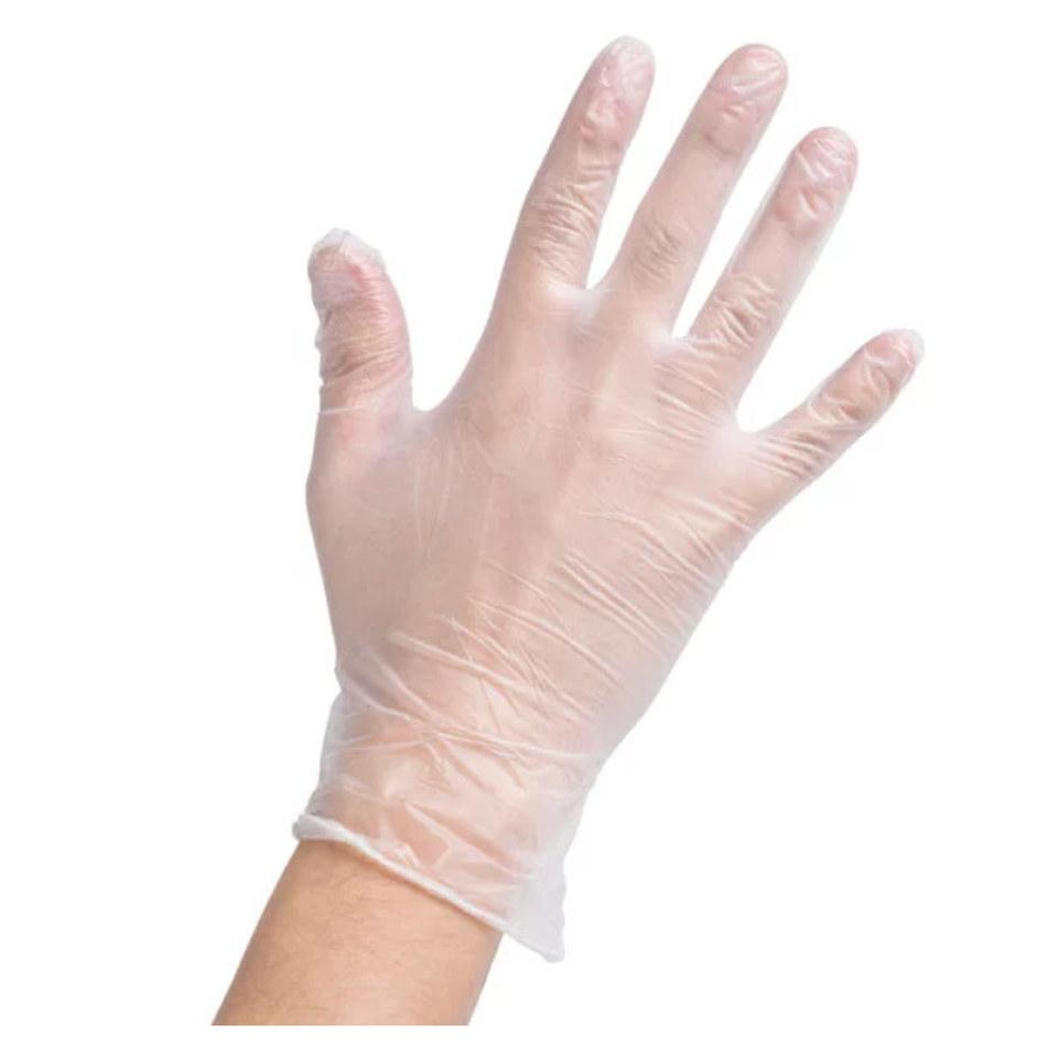 Vinyl Gloves - Powder-free - Box of 100 gloves - Brooklyn Equipment