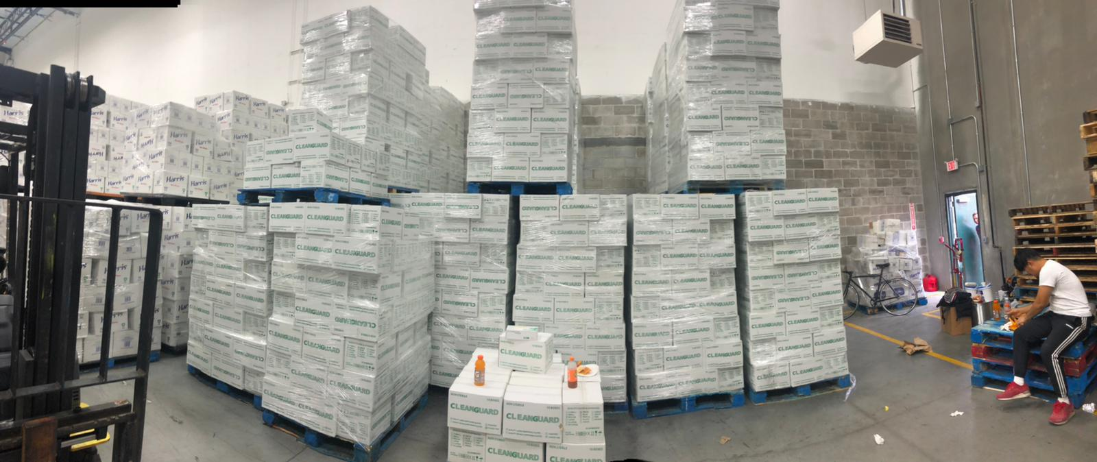 Gloves - 60,000 Latex Gloves - Powder-free - 600 Boxes Of 100 Gloves - $11-$11.5/box