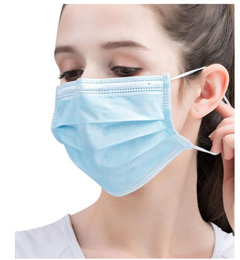 Disposable face masks - $0.25/mask - FDA registered - pack of 5,000 - free shipping - Brooklyn Equipment