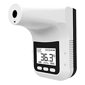 Digital Infrared Thermometer Forehead with LCD - Wall mounted - Brooklyn Equipment