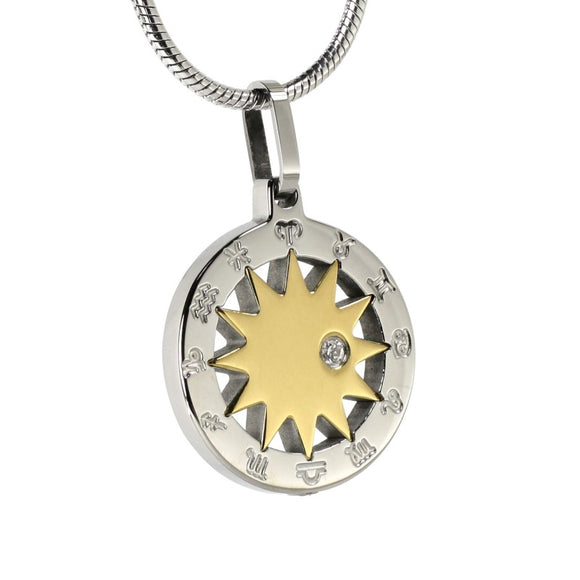 Astrology Star Pendant