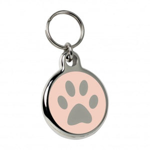 Paw Charm - Pink