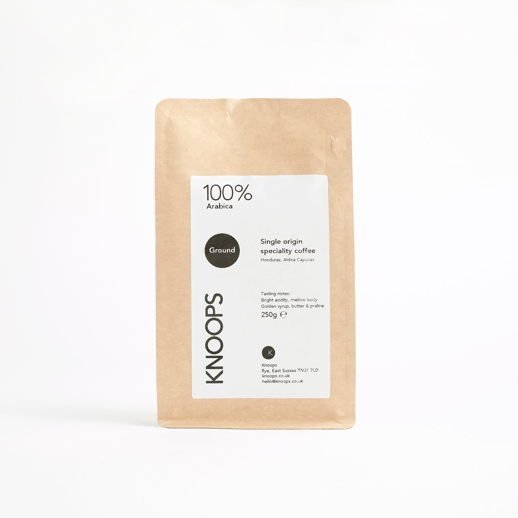 Knoops Speciality Ground Coffee