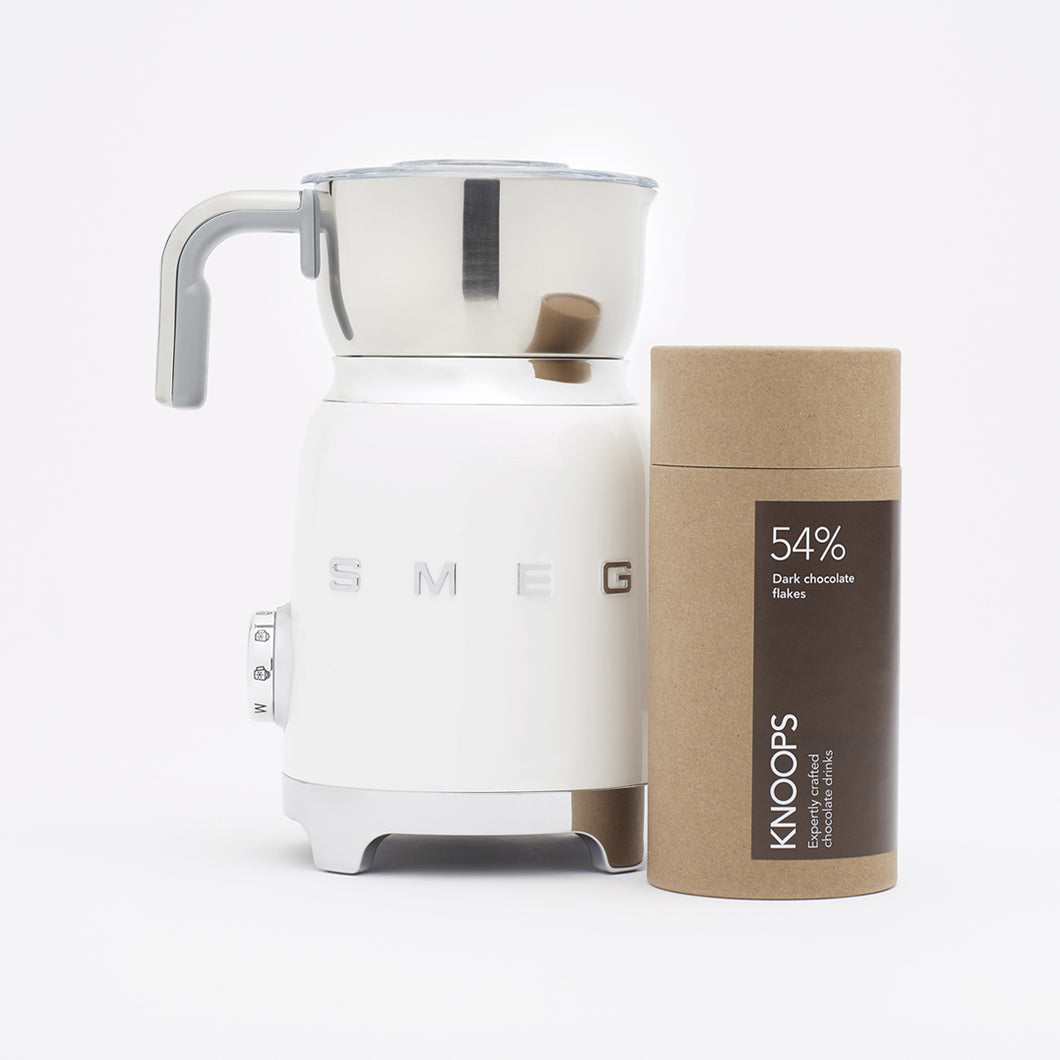 Smeg Stainless Steel Hot Chocolate Maker