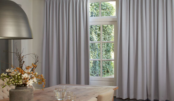 Blackout Curtains - Dining Room