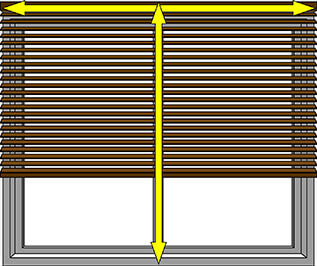 How To Measure Outside The Window Frame