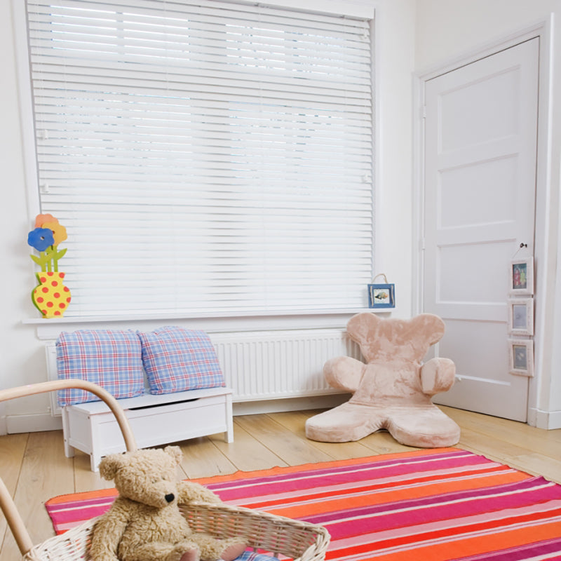 PVC (Timber Look) Blinds