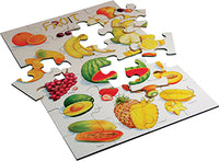 Fruit Floor Puzzle