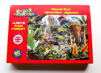 Rain Forest - Available 24 or 80 pieces