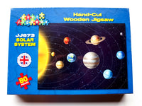 Solar System - Available 24 or 80 pieces