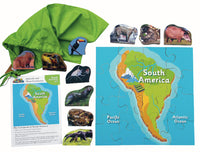 Buy All for the price of 5 - Animals And Their Continents