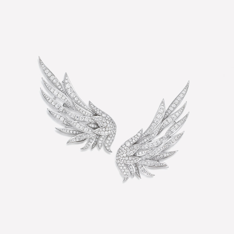 Earrings Wings - Large 1