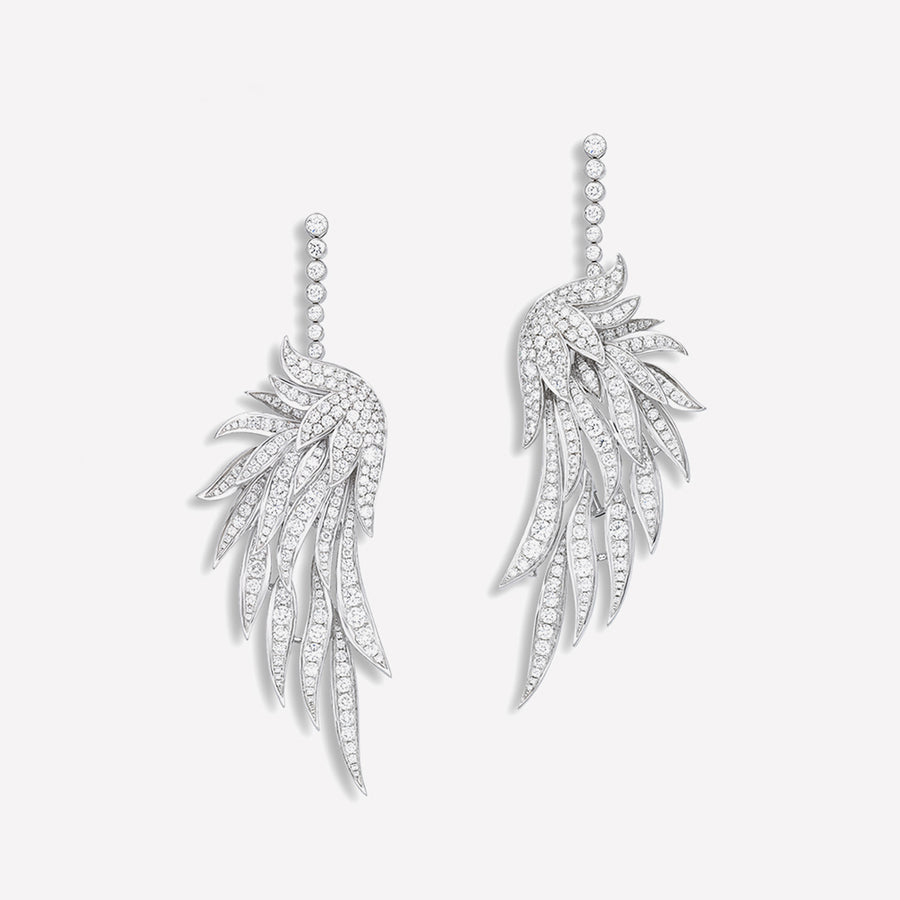 Earrings Wings - Large 2