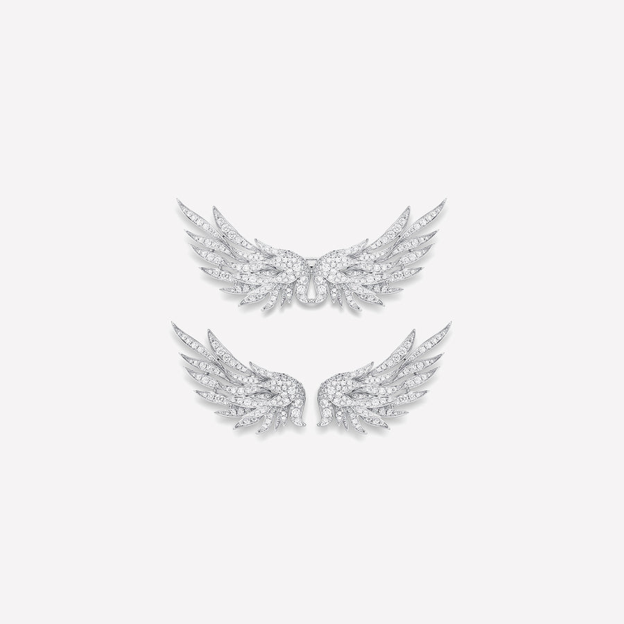 Earrings Wings - Small