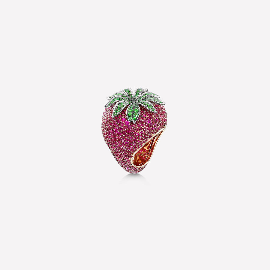Ring Strawberry
