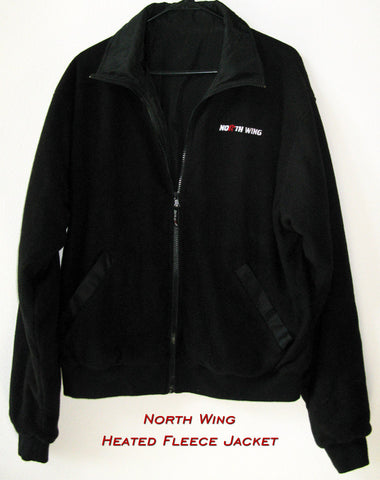 North Wing Heated Fleece Jacket